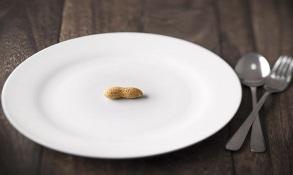 Peanut plate