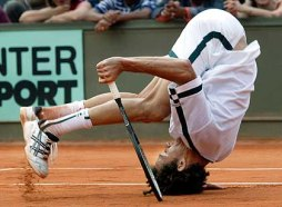Somersault Tennis