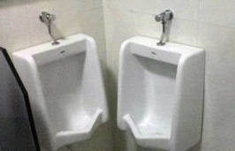 Urinal Buddies