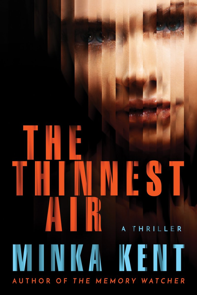 Book Review: The Thinnest Air by Minka Kent